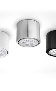 5W Led Flush Mount Lights Cylinder Shape Adjustable.