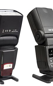 WanSen WS 560 High Quality Flash Speedlite 5600K til Canon Nikon