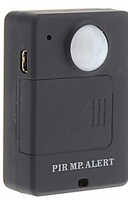 Infrarood Inductie auto anti-diefstal alarm apparaat / High Sensitivity / lange standby-tijd