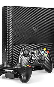 b-Skin® xbox 360 Slim console sticker met 2 stuks controller sticker