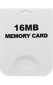 16MB geheugenkaart voor wii
