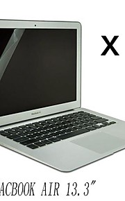 [4-Pack] High Quality Invisible Shield Smudge Proof skjermbeskytter for MacBook Air 13.3-tommers