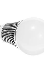 Ampoules Globe Gradable Blanc Chaud E26/E27 7 W 14 SMD 5730 600 LM 3000 K AC 100-240 V