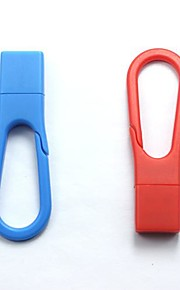 Lock All-in-1 Mini USB Micro SD Card Reader