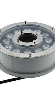 12pcs LED High Power LED extérieur 12W RGB Underwater printemps Lumière 24V