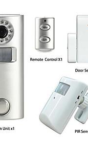 diy gsm alarmsystem med kamera