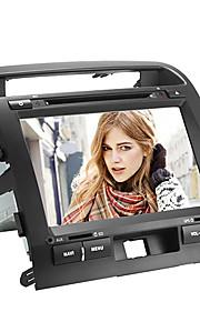 """9 """"2 DIN bil DVD-afspiller til 2008-2015 Toyota Land Cruiser med dvd, gps, ATV, bluetooth, ipod, spil, front kamera"""