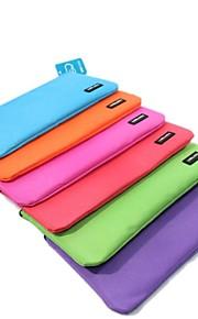 uslon® polyester enkelt lynlås multi-funktion taske for studerende pen
