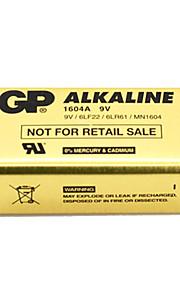 gp 6LR61 eenmalige 9V alkaline batterij