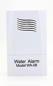 vand lækage detektor wa-08 vand alarm hvid