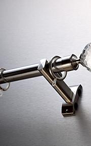 Diámetro de 25 mm de acero inoxidable de lujo clásico de una sola varilla