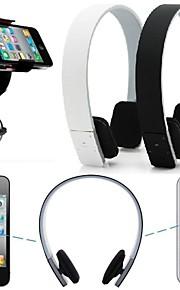 stereo draadloze bluetooth hoofdtelefoon oortelefoon headset voor iPhone 6 / 6plus / 5 / 5s / 4 / 4s samsung htc lg sony xiao mi