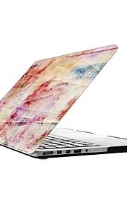 """colores diseño de papel tapiz de cuerpo completo caja de plástico de protección para 13 """"/ 15"""", MacBook Pro con pantalla de retina"""