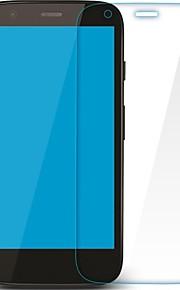 uka® 0.3mm, 2.5D hd anti-explosions fingeravtryck resistenta härdat glas membran för moto g