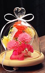 tabellen center diy store størrelser kjærlighet glassdekselet bord deocrations (planter ikke inkludert)