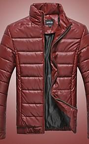 chun Zheng Männer Casual warmen Mantel