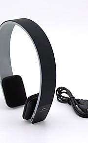 bq618 bluetooth / audio en el auricular con micrófono para el teléfono inteligente / pc