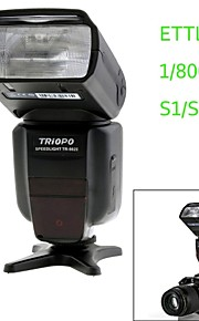 TRIOPO tr-982ii c E-TTL master / slave high speed sync 1 / 8000s flash speedlite voor canon dslr camera