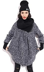 QLZW®Women's Turtle Neck Thicken Woolen Coat(More Colors)