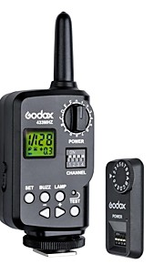 GODOX® Wireless Power-control Flash Trigger FT-16S(Transmitter+Receiver Set) Used with GODOX® VING Series Speedlites