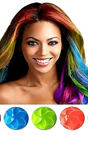 New Fashion Ball Shape Temperary Non-toxic Hair Dye Pastel Chalk for Lady (More Clors)