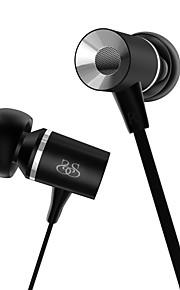 Earbuds (In Ear) - Hoofdtelefoons - Bedraad - Oordopjes (in-oor) - met met microfoon/DJ/Gaming/Sport/Hi-Fi - voorMediaspeler/tablet/Mobiele