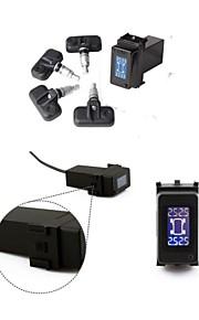 cartpms til nissan dæktryk overvågningssystem 4 interne sensorer bar display diagnoseværktøj psy daweoo