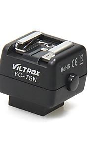 viltrox fc-7sn til Sony maskine hot shoe flash hot shoe sæde lys konverter konvertering trigger