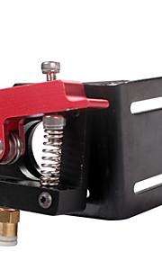 XC3D Maker 3D Printer Parts Bowden Extruder Kit (No Motor) Compact Extruder Aluminum Alloy