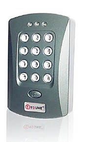 Single Door RFID Access Control System (Built-in Card Reader, Password Keyboard)