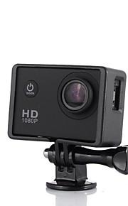 sports kamera beskyttende side ramme m / skruer + adapter mount til sj4000 / sj5000 / sj6000 / sjcam