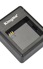 Kingma bm030 dual-slot acculader voor Xiaomi Xiaoyi en az13-1 batterij --black