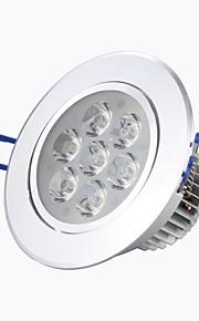 """éclairage 8a 4 """"7W haute puissance conduit 560lm 2800-6500k blanc chaud blanc / froid encastré Spots LED AC85-265V"""