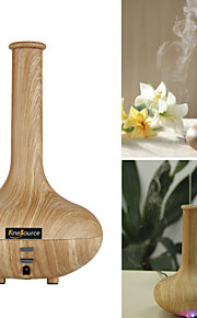 finesource ™ c-01 essensielle oljen ledet aromaterapi diffuser ultralyd luftfukter luft tåke renser