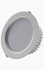 """éclairage 8a 7 """"28w cms 2520lm 2800-6500k blanc chaud / froid en aluminium coulée sous pression blanche LED Spots ac180-265v"""