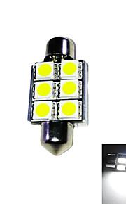 LED - Automatisch - Leeslamp/Nummerplaatverlichting (6000K/8000K CANBUS)