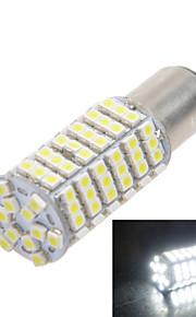 LED - Bil/SUV - Tågelys/Læselampe/Nummerpladelys Lampe/Bremselys/Baklampe ( Hvid , 4300K )