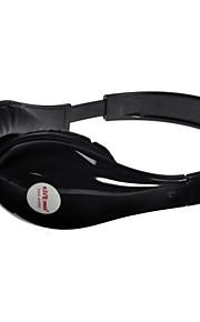 dm-4700 3,5 mm audio plug super bas hovedtelefon øretelefon hi-fi stereo headset til pc laptop notebook-sort og blå