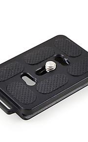 mengs® quick release plade med spænder til videokamera dslr