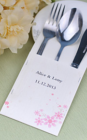 Serving Sets Personalized Cutlery pouch/Flatware pouch/  Supplies Bags  Set of 18---- European Pattern