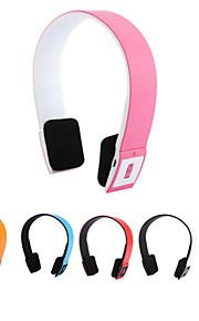 Hoofdtelefoons - Bluetooth - Hoofdtelefoons (hoofdband) - met met microfoon - voor Mediaspeler/tablet/Mobiele telefoon/Computer -