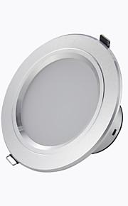 """éclairage 8a 4 """"9W cms 810lm 2800-6500k blanc chaud / blanc froid tour aluminium LED Spots ac180-265v"""