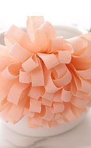 nye koreanske mote vill damene chiffon floral krysantemum hår bånd