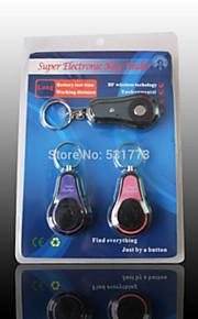 trådløse anti-tabte Key Finder alarm fjernbetjening nøgle receiver søgende locator 2 i 1
