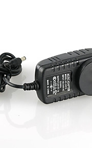 home security 24v 1a AC / DC-adapter voeding voor CCTV-camera 2.5mm x 5.5mm tip