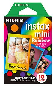 Fujifilm instax mini farvefilm regnbue
