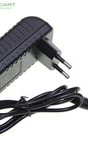 eu plug 12v 1a LED strip licht / cctv bewakingscamera de monitor voedingsadapter dc2.1 AC100-240V