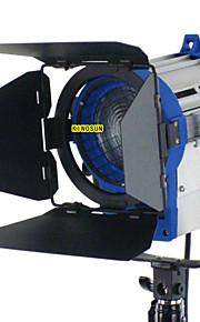 pro 650W fresnel tungsteno riflettori luce + lampadina studio di illuminazione pellicola vedio