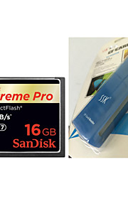 SanDisk CompactFlash 16G CFXPS 160M/S High Speed Camera Memory Card And   CF Card Reader