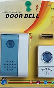 os plug ny kontrol afstand dør chimes trådløse dørklokke fjernbetjening dør klokke chimes